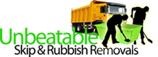 Unbeatable Skip & Rubbish Removals