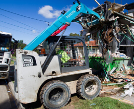 Building Waste Removal in Sydney