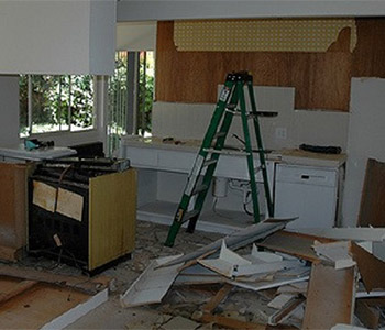 Kitchen Strip Out
