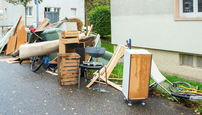 Do you have to pay for Rubbish removal services