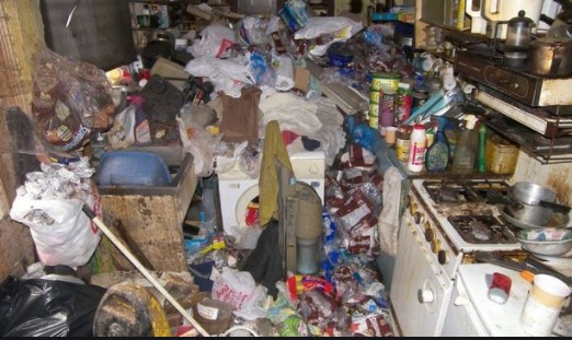 how to remove rubbish from your home